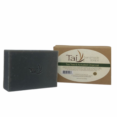 NEW! - Tea Tree & Activated Charcoal