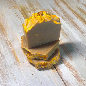 Turmeric & Carrot Soap
