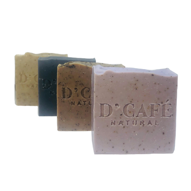 D'Cafe Soap Bar Kit