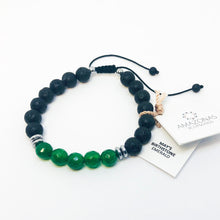 Load image into Gallery viewer, Birthstones Aroma Diffuser Bracelets