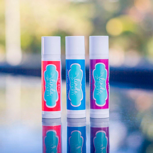 Moisturizing Lip Balm Trio