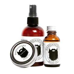 Beard Care Kit - Choose your scent