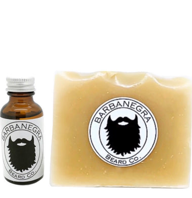 Beer Soap & Beard Oil Combo