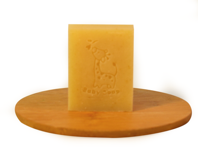 Natural Baby Soap - Great for adults with sensitive skin