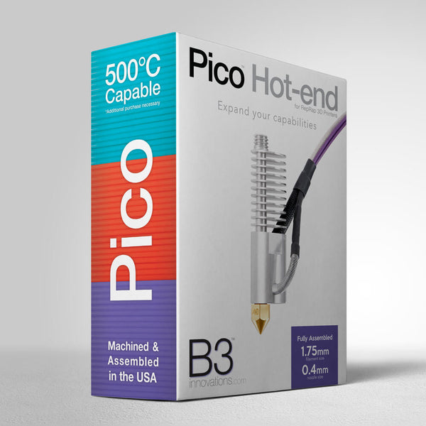 Pico Hot-End Gen1 (1.75mm – 0.4mm)
