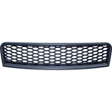 Audi A4 2002-05 | ABS Replacement Grille RS-Type | Matte Black Frame | Matte Black Honeycomb Mesh