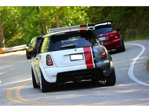 Mini Cooper 02-06 / Cooper Convertibles 05-08 Spyder Euro Style Tail Lights - Black