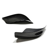 AutoTecknic Mercedes-Benz W212 - Dry Carbon Fiber Mirror Covers - Not Full Replacement