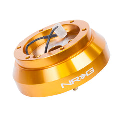 NRG Innovations | Short Hub Adapter | Nissan Pulsar 1987-1990 | Rose Gold