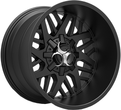 Toxic Lethal 20x12 Truck Alloy Wheel / Rims | Satin Black