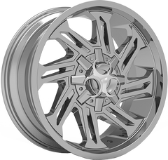 "Toxic Razr 20""x10"" Truck Alloy Wheel / Rims 