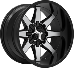 Toxic Widow 20x12 Truck Alloy Wheel / Rims | Gloss Black Machined Face