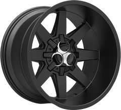 Toxic Widow 20x12 Truck Alloy Wheel / Rims | Satin Black