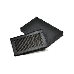 AutoTecknic Carbon Fiber Passport Holder
