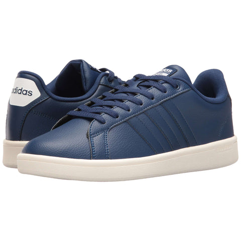 adidas Men's Cloudfoam Advantage Fashion Sneakers Mystery Blue/Mystery Blue/White D(M) US,Adidas,citysports.com