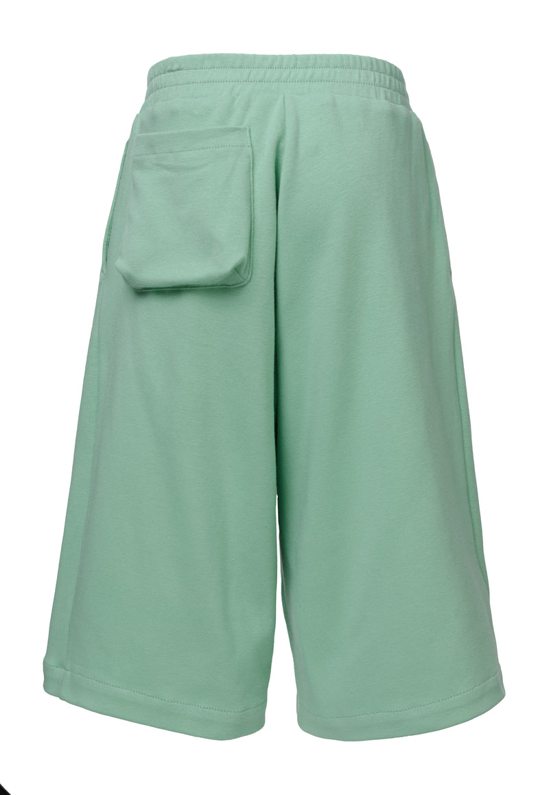 Green Samurai Pants