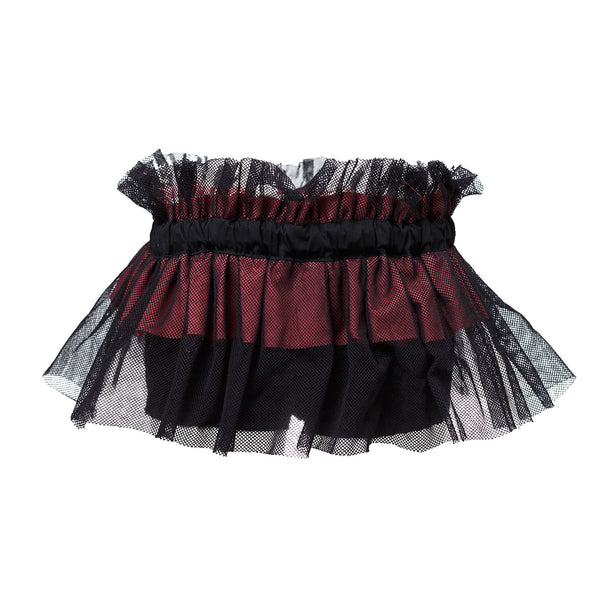 Baby Bloomers in Black and Red