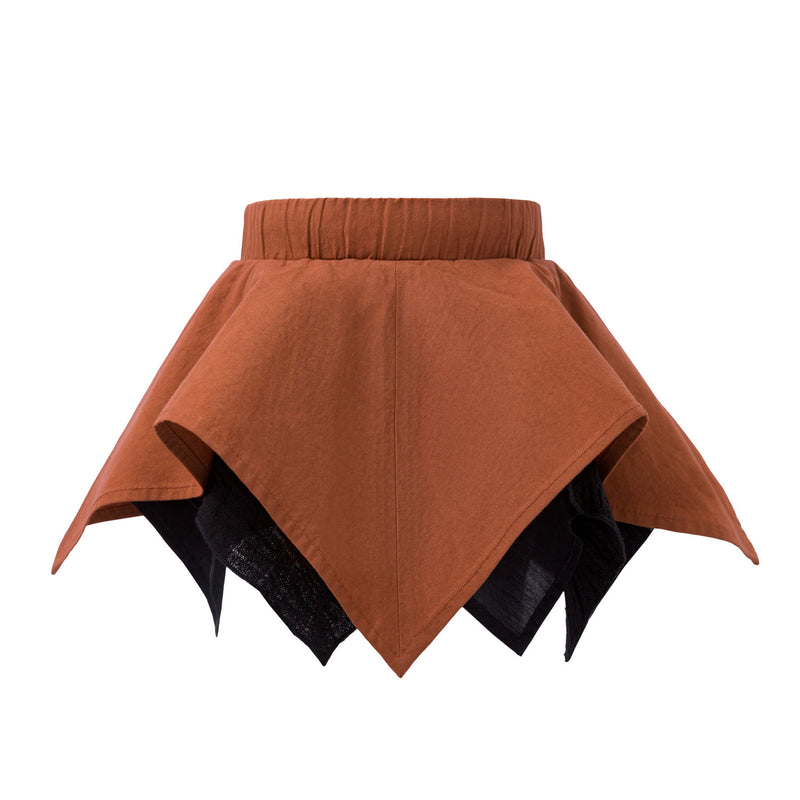 Handkerchief Skirt in Copper