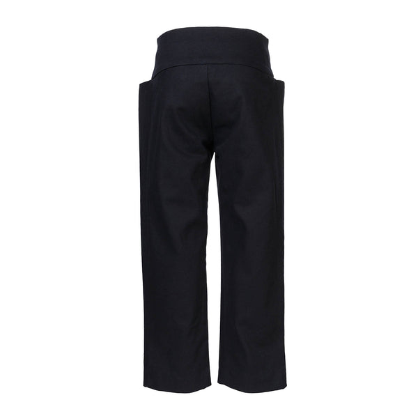 Black Dress Pants with Extra Large Pockets