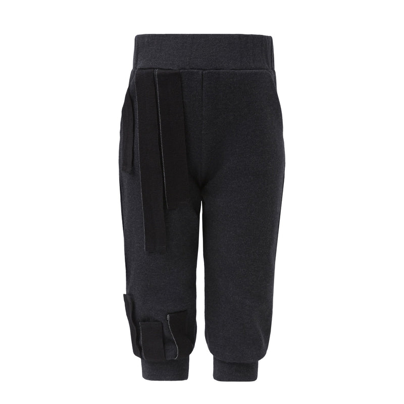 Boy Sweatpants with Trim