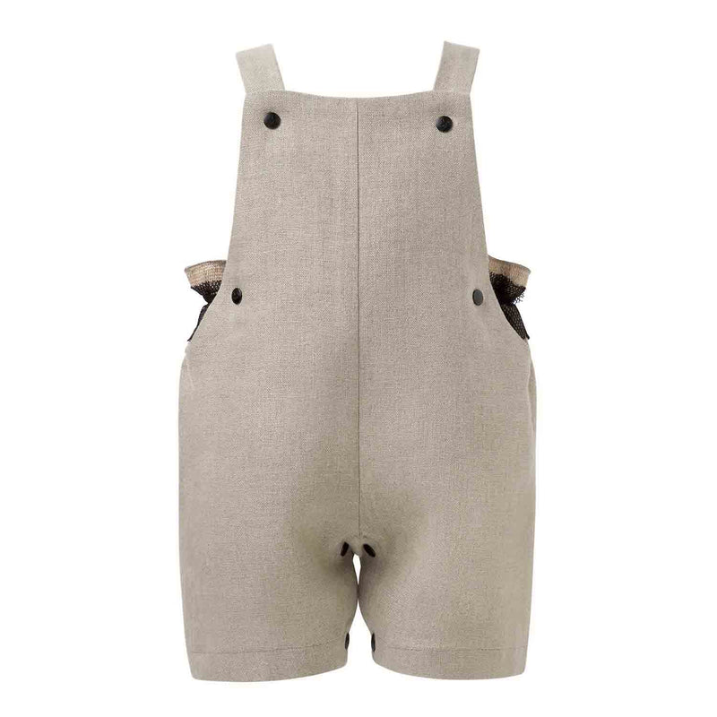 Linen  Playsuit