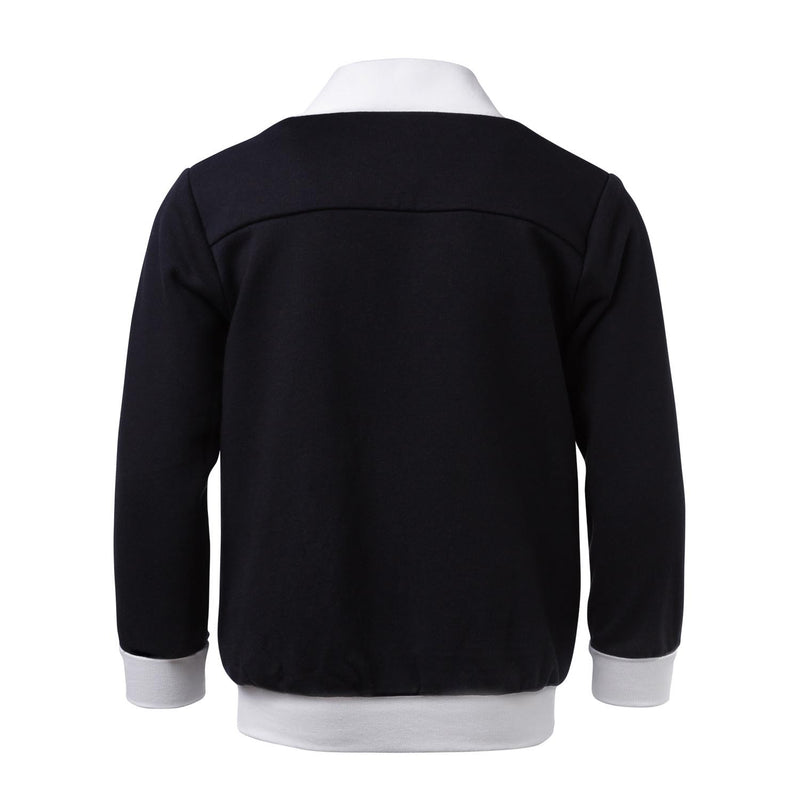 Black Sweat Blazer