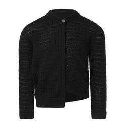 Black Summer Cardigan