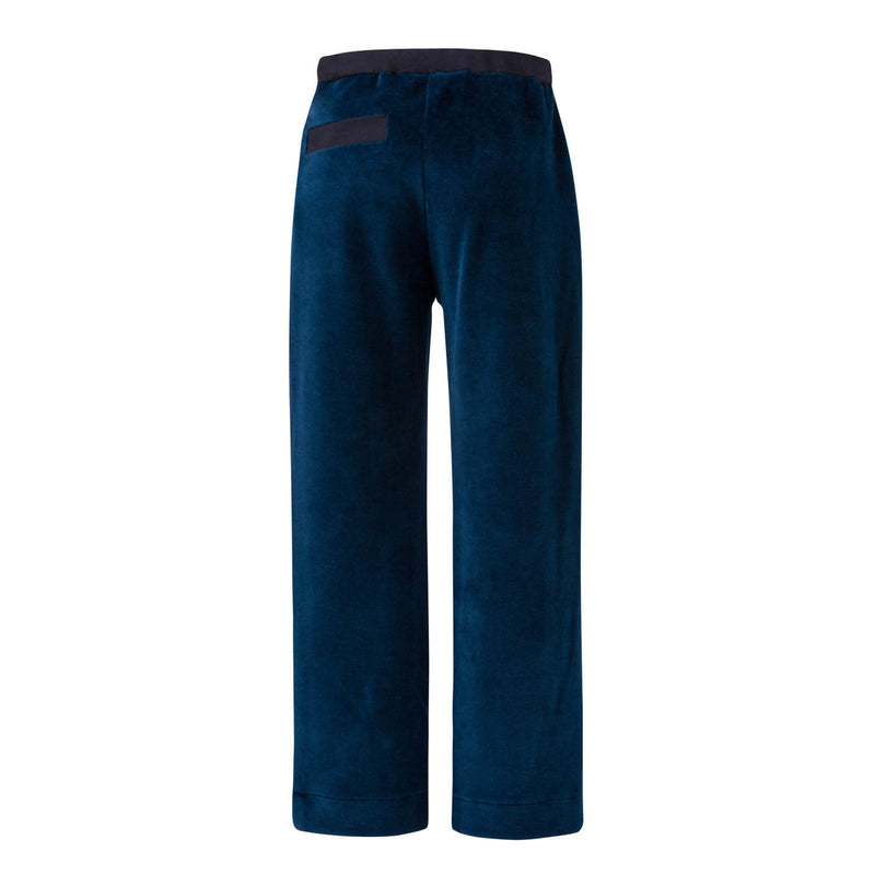 Blue Velvet Weekend Pants