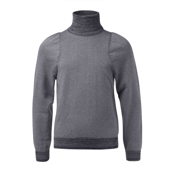 Dark Grey Turtleneck