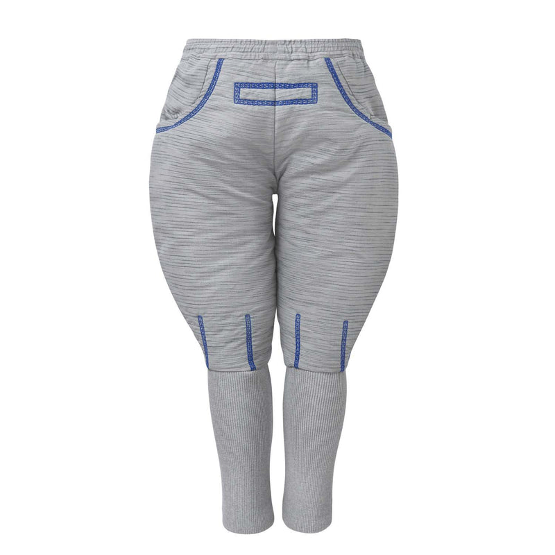 Padded Breeches with Embroidery