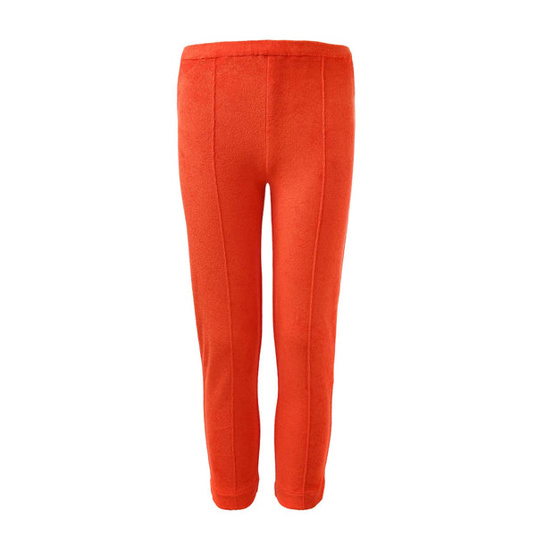 Orange Terry Loungepants