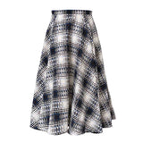 Tartan Full Circle Skirt