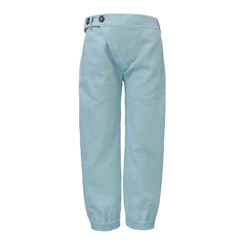 Mint Green Cotton Pants