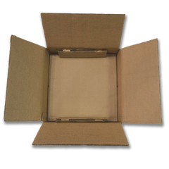 Large Shipping box for multiple LPs