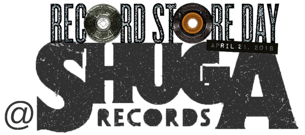 Records Store Day 2018 at Shuga Records