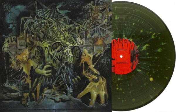 King Gizzard & the Lizard Wizard - Murder of the Universe - New Vinyl 2017 ATO on 'Heavy Vomit Splatter' Vinyl! 1st USA Regular Edition (With Book & Download) - Psych / Garage HIGHLY RECOMMENDED!