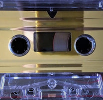 RXM Reality - Circle - New Cassette 2017 Crystal Palace Recordings Gold Tape - Chicago, IL Hardware Electronic