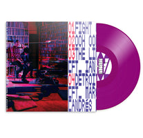Shigeto ‎– Weighted Ep - New Vinyl 2019 Ghostly International Limited Pressing on Magenta Vinyl - IDM / Breakbeat / House