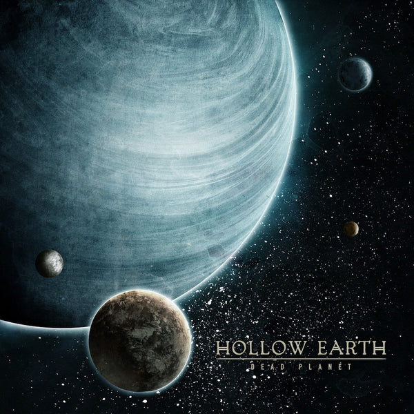 Hollow Earth - Dead Planet - New Vinyl Record 2016 Good Fight Records Limited Edition (200!!!) Sea-Foam Haze Vinyl - Metal / Metalcore