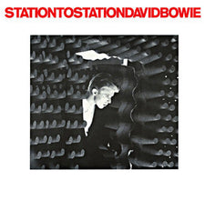 David Bowie ‎– Station To Station - New Vinyl 2017 Parlophone Remastered 180Gram Reissue - Art Rock / Glam