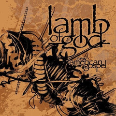 Lamb of God - New American Gospel - New Vinyl 2017 Prosthetic Records Limited Edition Silver Vinyl Reissue - Metal / Thrash