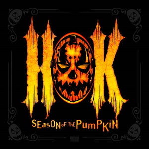 House Of Krazees ‎– Season Of The Pumpkin - New Vinyl 2 Lp 2018 Majik Ninja Entertainment Limited Pressing on Colored Vinyl - Horrorcore / Rap