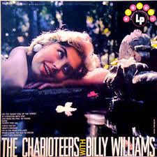 The Charioteers With Billy Williams ‎– The Charioteers With Billy Williams - VG (POOR COVER) Lp Record 1958 Harmony USA Mono Vinyl - Soul / Funk