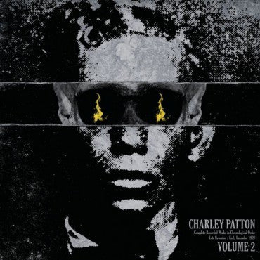 Charley Patton ‎– Complete Recorded Works In Chronological Order Volume 2 - New Lp Record 2013 Third Man USA Vinyl - Delta Blues