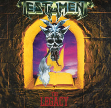 Testament – The Legacy (1987) - New Vinyl 2017 Megaforce / Rhino 'Rocktober' Reissue on Green Vinyl - Speed Metal / Thrash