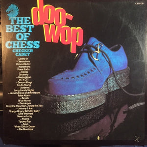 Various ‎– The Best Of Chess Checker Cadet - Doo-Wop - New Lp Record 1984 Chess USA Original Vinyl - Doo Wop