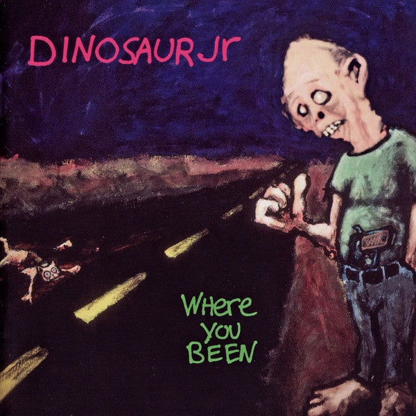 Dinosaur Jr. – Where You Been (1993) - New Cassette 2020 Radiation Reissue Tape - Alternative Rock