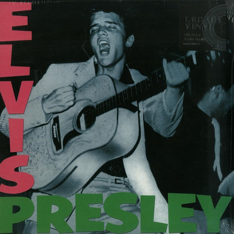 Elvis Presley ‎– Elvis Presley (1956) - New LP Record 2015 RCA/Sony Europe Import 180 gram Vinyl - Rock & Roll / Rockabilly