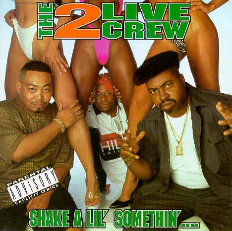 The 2 Live Crew ‎– Shake A Lil' Somethin' - New 2 Lp Record 1995 Lil' Joe USA Original Vinyl - Hip Hop / Bass Music