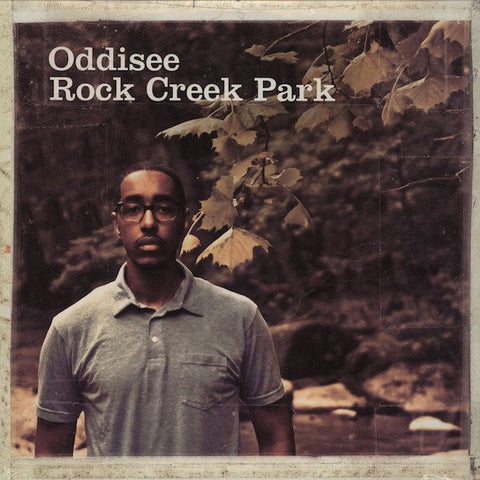 Oddisee ‎– Rock Creek Park - New LP Record 2011 Mello Music USA Vinyl - Instrumental Hip Hop